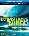 The Ultimate Wave Tahiti (3D+2D Blu-ray) (IMAX)