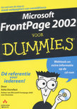 Microsoft Frontpage 2002 voor Dummies + CD-ROM