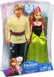 Frozen - Anna & Kristoff 2 pack