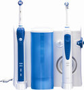 Oral-B Elektrische Tandenborstel Professional Care Oxyjet Center + Waterflosser 1000 OC