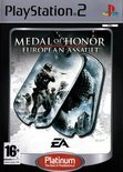 Medal of Honor European Assault - platinum
