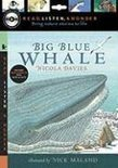 Big Blue Whale [With Paperback Book]