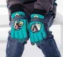 Piet Piraat ski handschoenen