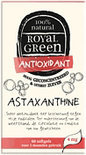 Royal Green Astaxanthine - 60 Capsules - Voedingssupplement