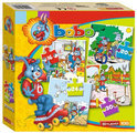 Bobo 4 in 1 Puzzel