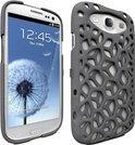 Freshfiber Hard Case Macedonia voor Samsung i9300 Galaxy SIII Grijs