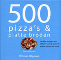 500 Pizza's & Platte Broden