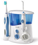 Jet dentaire et Hydropulseur WATERPIK WP900 BLANC BLEU