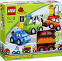 LEGO Duplo Creatieve Auto&#39;s - 10552