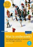 Wat is onderzoek? (ebook)