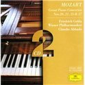 Mozart: Great Piano Concertos  -no 20, 21, 25, 27 / Gulda