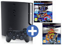 Sony PlayStation 3 Slim 320GB + Sly Trilogy + Jak + Daxter Trilogy