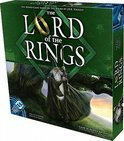 Lord of the Rings Board Game: Silver Line Edition