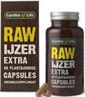 Garden Of Life Raw IJzer - 60 Capsules