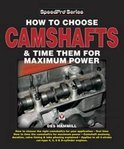 Camshafts and Camshaft Tuning for High Performance Engines