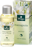 Kneipp Patchouli - 100 ml - Massageolie