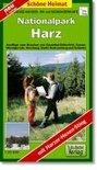 Nationalpark Harz 1 : 35 000. Grosse Wander-, Ski- und Radwanderkarte