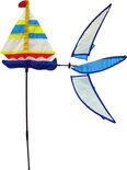 Rhombus Windmill Boat