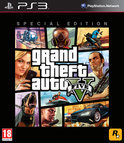 Grand Theft Auto V (GTA 5) - Special Edition