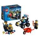 LEGO City Politie Quad - 60006