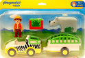 Playmobil Neushoorn Transport - 6743