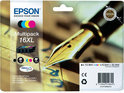 Epson 16XL (T1636) - Inktcartridge / Multipack