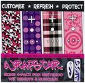 Wrapstar Skin Wii-Mote & Chuk Loaded
