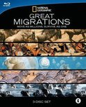 National Geographic - Great Migrations (2Blu-ray+1Dvd)