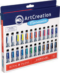 ArtCreation acrylverf  met 24 tubes 12ml