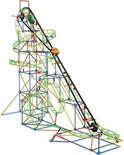 K'Nex Speed Demon Coaster