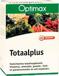 Optimax Totaalplus - 60 Tabletten - Multivitamine