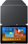 Book Cover voor Samsung Galaxy Tab 10.1 - Zwart