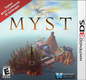 Myst + 3DS Accessoire Pakket Blauw