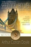 The Complete Sherlock Holmes Collection (ebook)