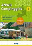 ANWB Campinggids 1 pakket / 2008 + CD-ROM