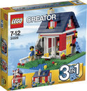 LEGO Creator Vakantiehuisje - 31009
