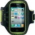 Belkin EaseFit sportarmband voor de iPhone 4s - Zwart