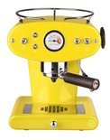 Espressoapparaat illy X1 Trio - Geel (voor E.S.E. Servings)