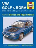 Vw Golf And Bora 4-Cyl Petrol And Diesel Service And Repair Manual