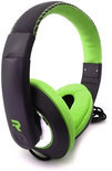 Headphone ROCK 100 with cable - Green