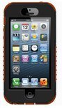 iPhone 5 Rugged Protection Black/Red