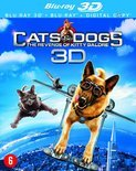 Cats & Dogs - De Wraak Van Kitty Galore (2D + 3D Blue-ray)