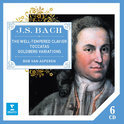Bach Well-Tempered Clavier Gol