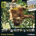 National Geographic Calendar Funny Animals 2015 Broschürenkalender