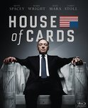 House Of Cards - Seizoen 1 (USA) (Blu-ray)