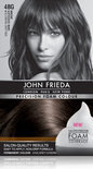 John Frieda Precision Foam Colour 4bg Dark Chocolate Brown - Haarkleuring