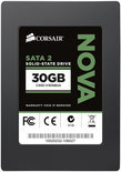 Corsair Interne SSD - 30GB / SATA II / 2.5 inch