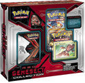 POK TCG Red Genesect Collection C12