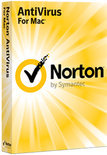 Symantec Norton Antivirus 12.0 - Upgrade / 1 licenties / 1 jaar / MAC / Engels
