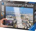 Augmented Reality Puzzel 'Boven de Daken van Parijs'